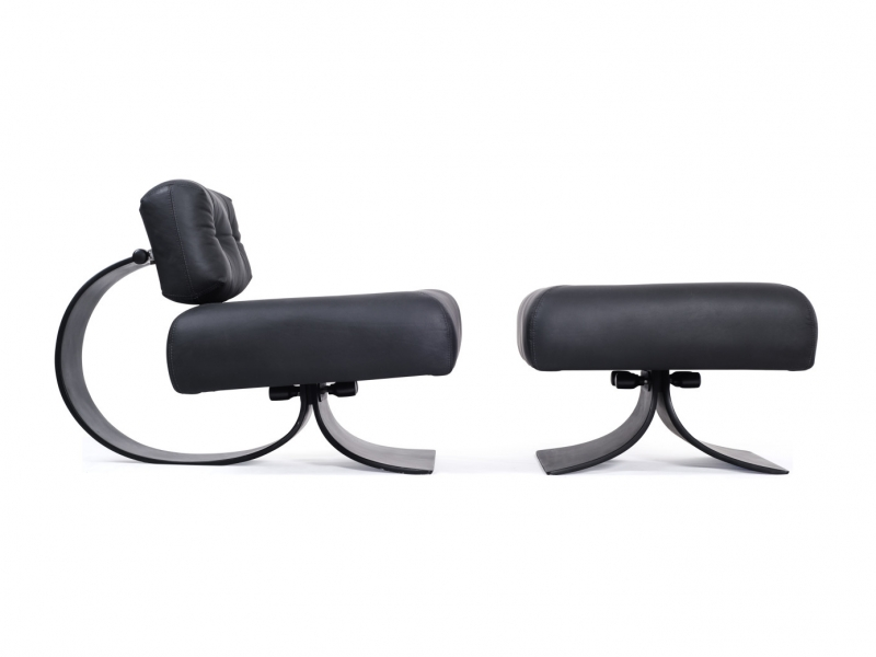 Oscar Niemeyer - Easy Chair (Foto Design Brasil)